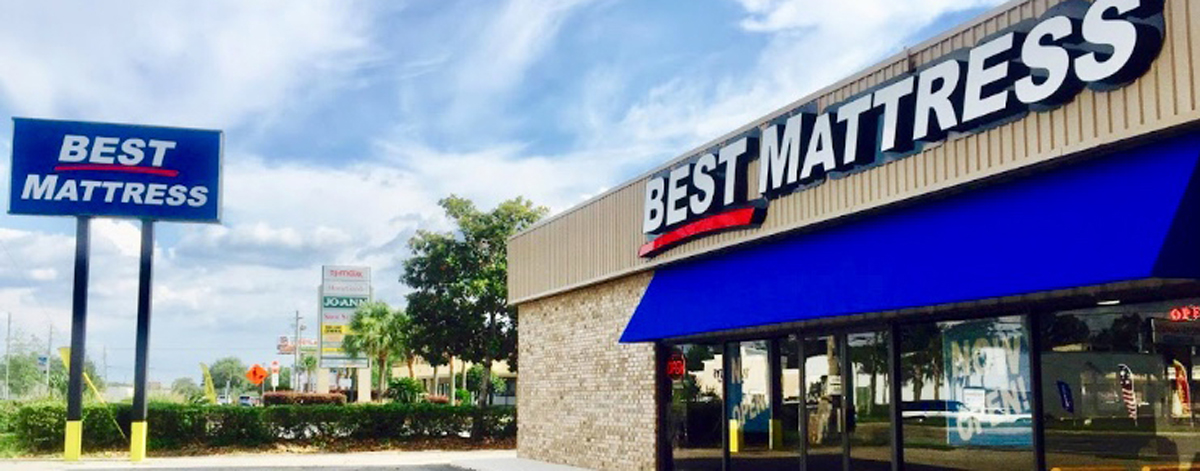 contact best mattress store in pensacola