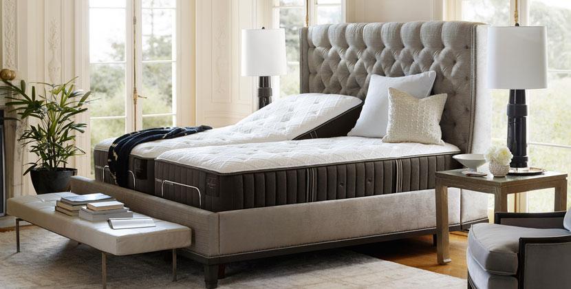 lux estate mattress collection