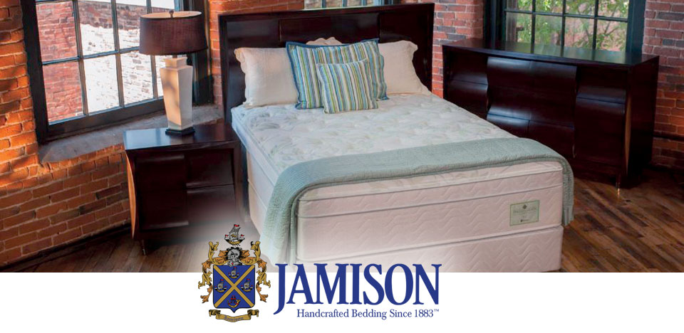 jamison bedding mattress dealer